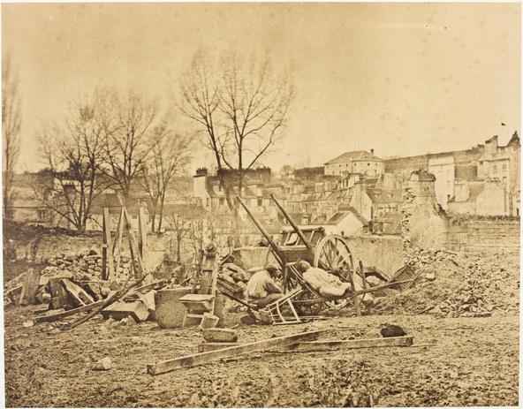 Henri-Victor Regnault-Ouvriers au repos, Sèvres