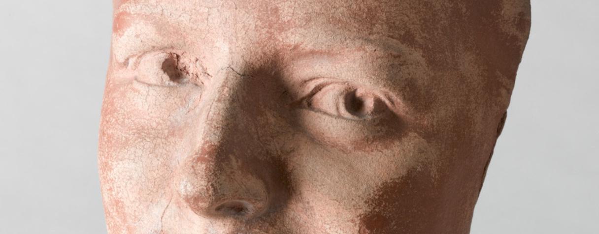 Jean-Baptiste Carpeaux, Masque d'Anna Foucart   ©Musée d'Orsay distrib. RMN / Patrice Schmidt