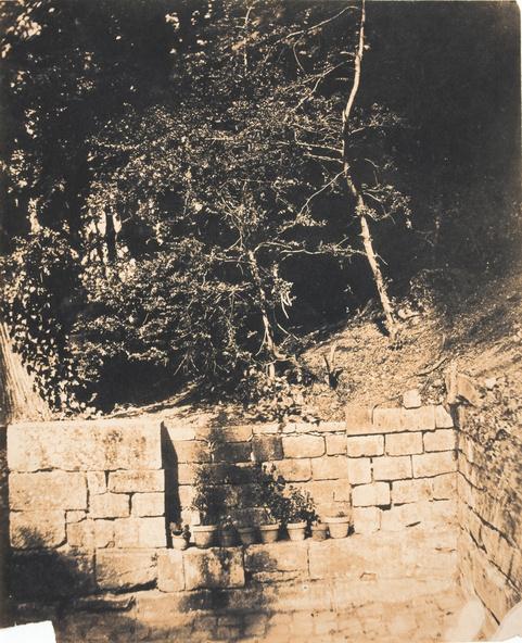Henri-Victor Régnault-Etude d'après nature à Sèvres