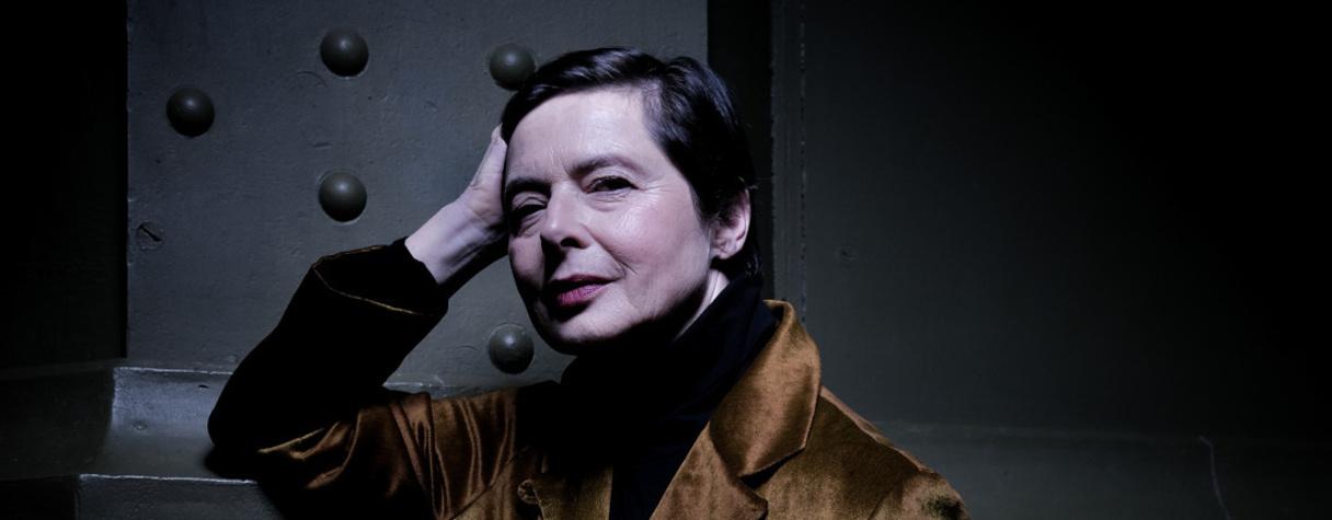 Isabella Rossellinni ©Fabien Coste