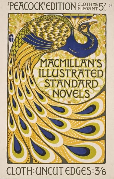 Albert Angus Turbayne-Affiche pour Peacock, Edition. Macmillan's illustrated standard novels