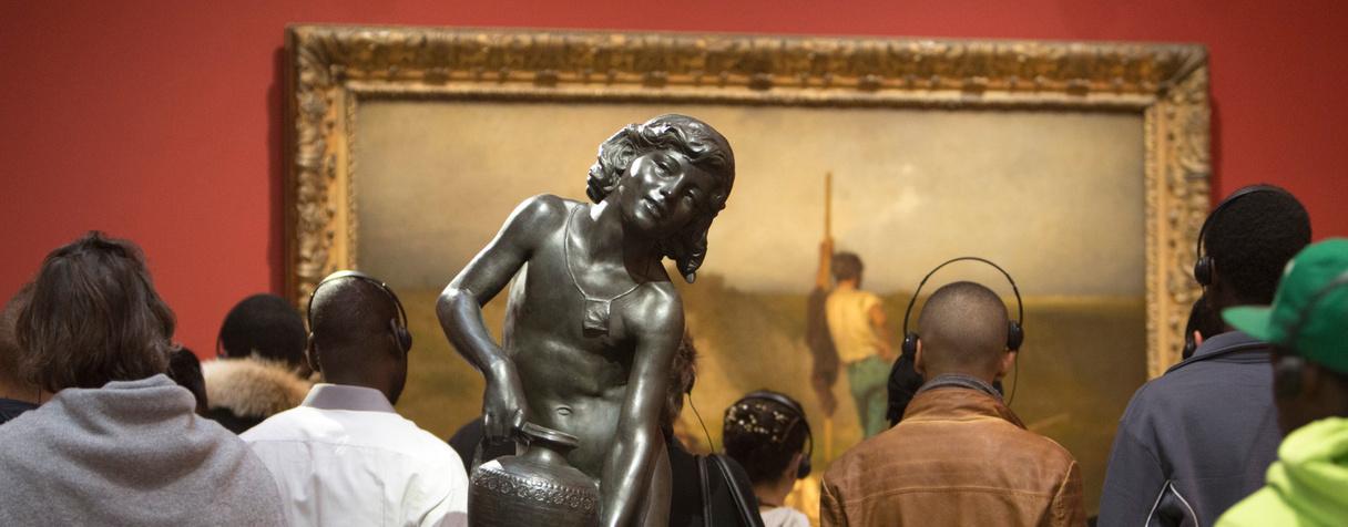 © Musée d'Orsay / Sophie Crépy