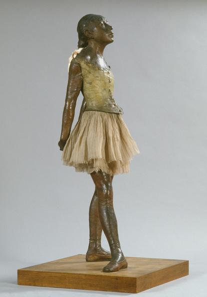 Edgar Degas-Petite danseuse de 14 ans