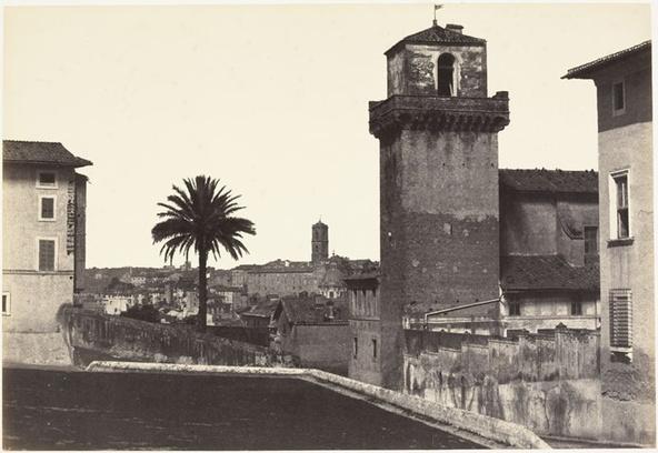 Gustave de Beaucorps-Rome, vers le forum