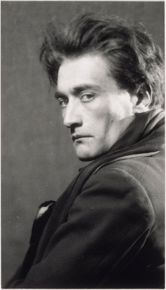 Man Ray-Antonin Artaud