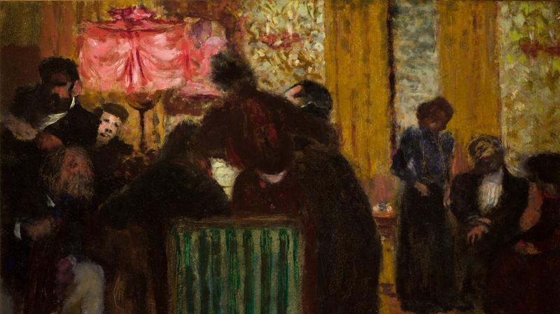 (Vers 1896), Vuillard, Edouard