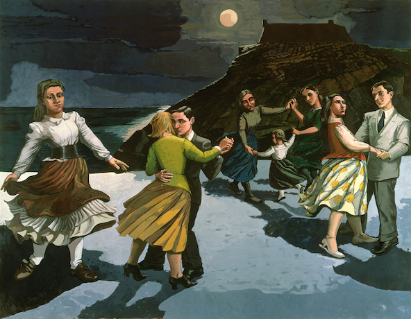 Paula Rego-La danse