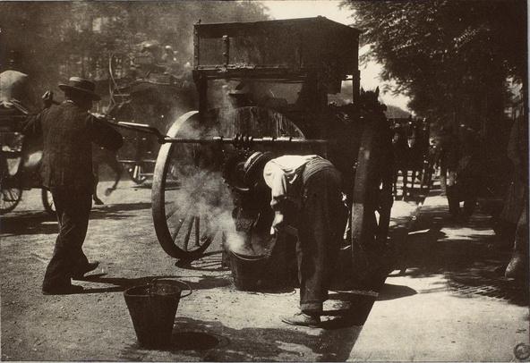 Fernand Arnal-Bitumeurs, 7 juillet 1905