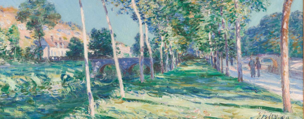(en 1890), Sisley, Alfred