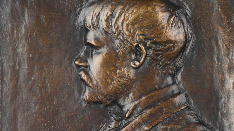 Augustus Saint-Gaudens, Jules Bastien-Lepage, 1880 ©RMN-Grand Palais (Musée d'Orsay) / Michel Urtado