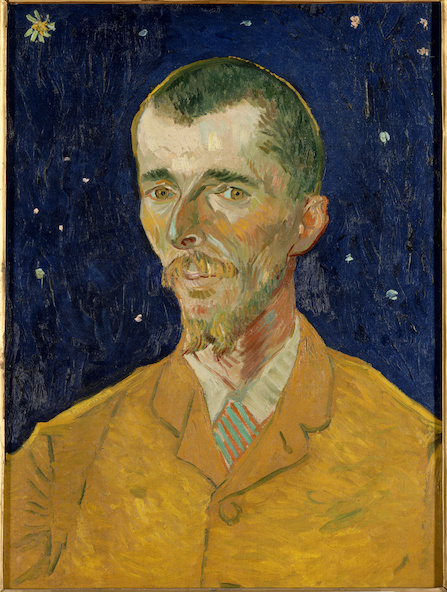 Vincent van Gogh-Eugène Boch