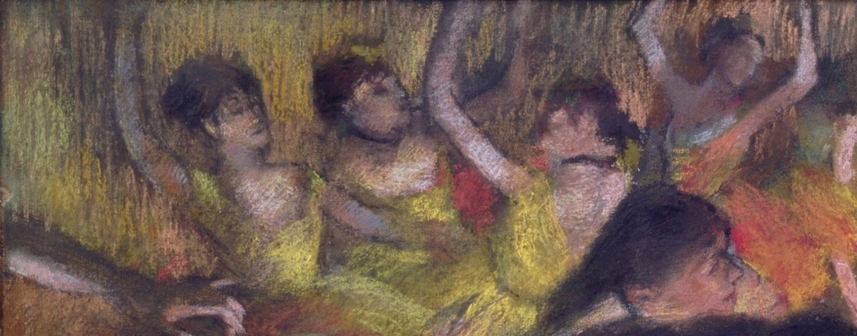 La Loge, Edgar Degas