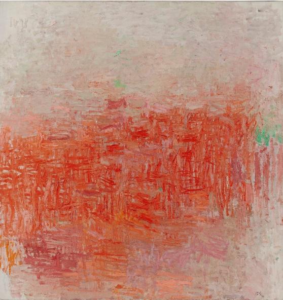 Philip Guston-Painting