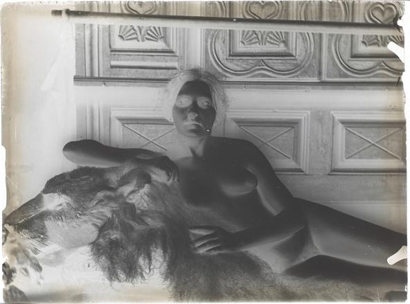 François Rupert-Carabin-Jeune femme nue