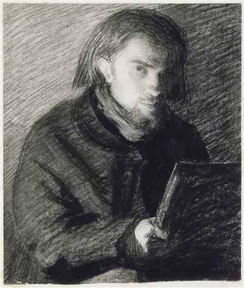 Henri Fantin-Latour-Autoportrait