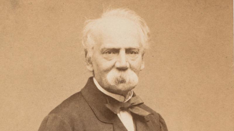 Constantin Guys (Vers 1870), Carjat, Etienne