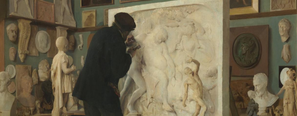 (en 1880), Dantan, Edouard