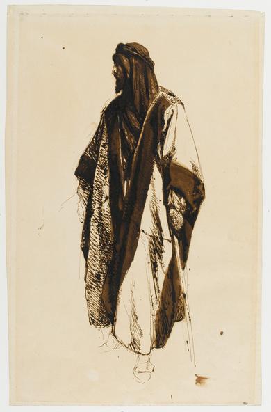Gustave Courbet-L'hallali du cerf