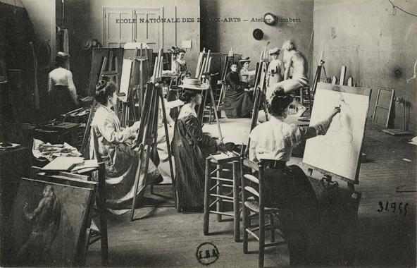 Ernest Louis Désiré Le Deley-Atelier Humbert
