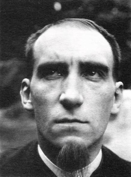 Alfred Natanson-Portrait de Félix Fénéon