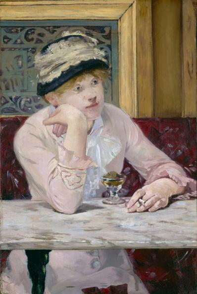Edouard Manet-La prune