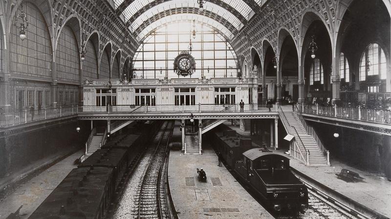 Ancienne Gare, La Gare d'Orsay