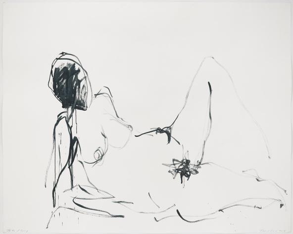 Tracey Emin-La peur d'aimer