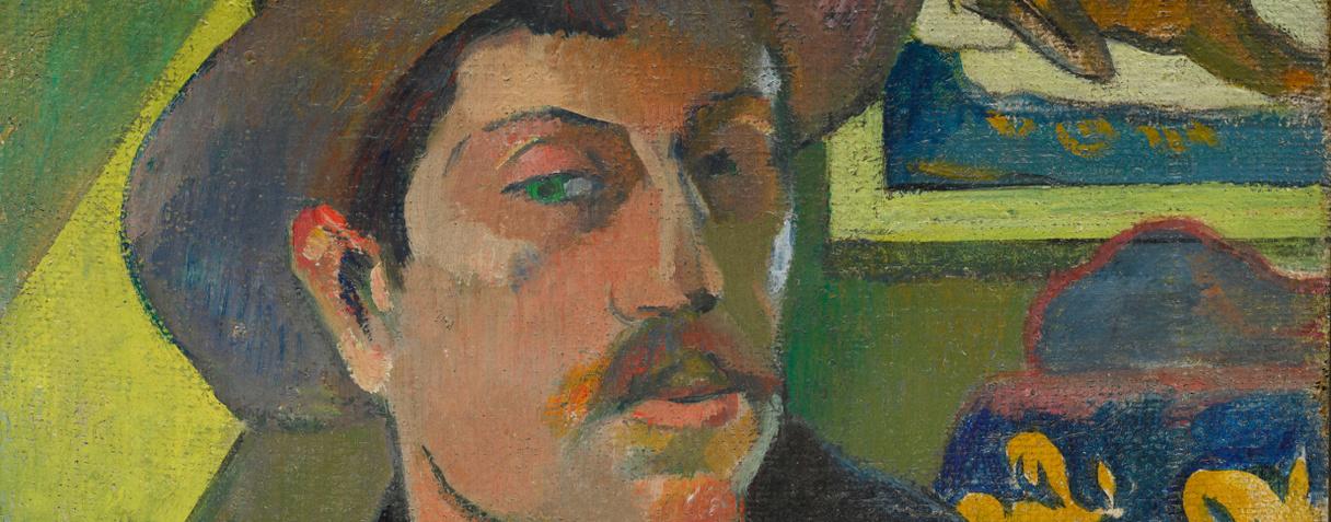 Portrait de William Molard (entre 1893 et 1894), Gauguin, Paul