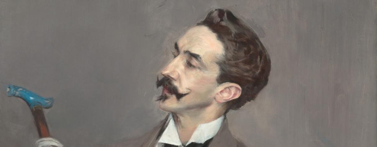 Le comte Robert de Montesquiou, Boldini, Giovanni