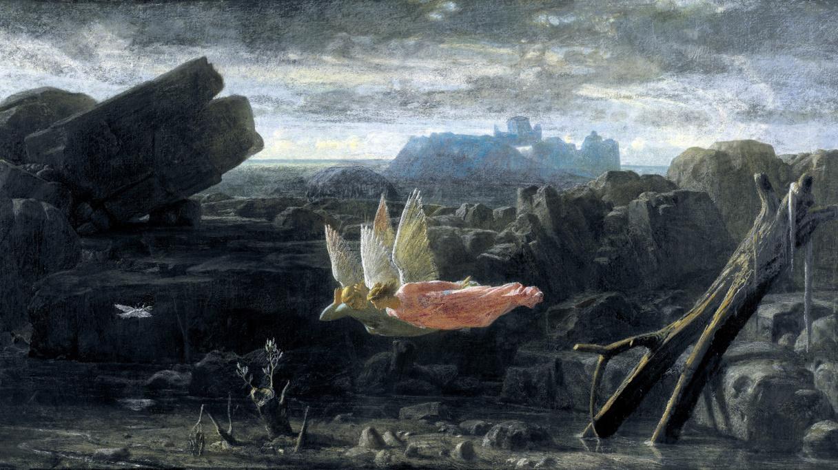 Le déluge (1856), Charles Gleyre