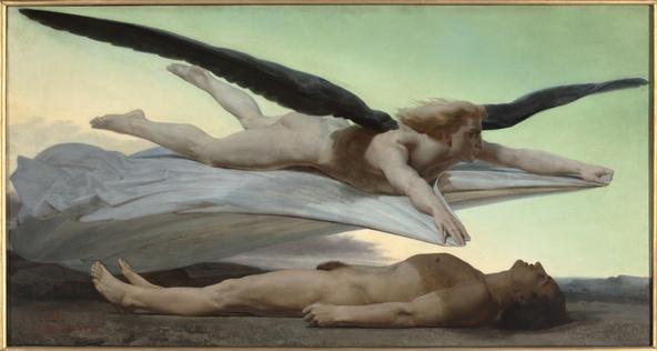 William Bouguereau-Egalité devant la mort