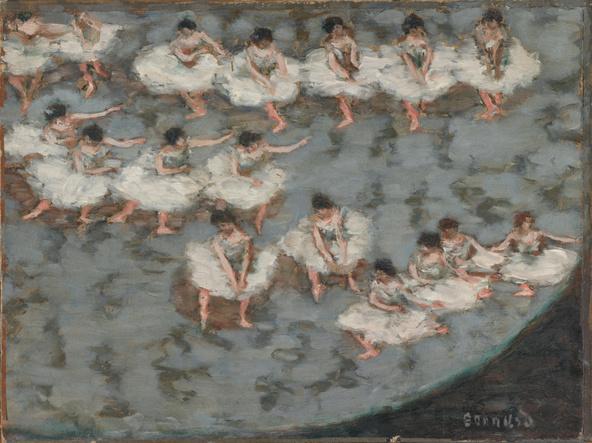 Pierre Bonnard-Danseuses, dit aussi Le Ballet