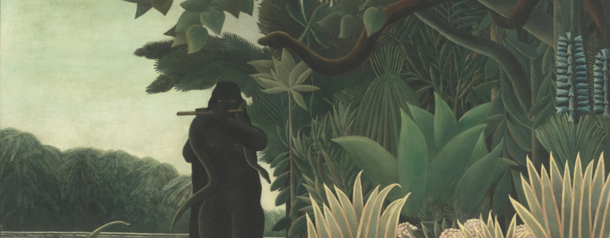 La Charmeuse de serpents (en 1907), Rousseau, Henri