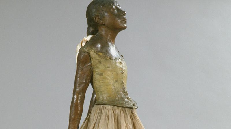 Petite danseuse de 14 ans, Degas Edgar (dit), Gas Hilaire-Germain Edgar de (1834-1917) peintre, dessinateur, graveur, sculpteur, photographe,, Degas, Edgar Hébrard, Adrien-Aurélien