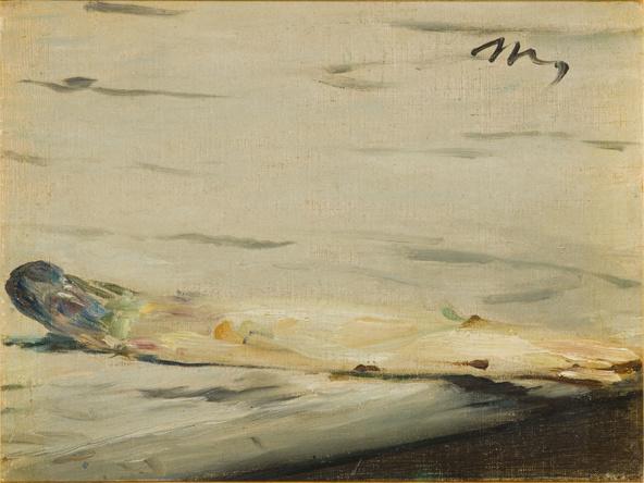 Edouard Manet-L'asperge