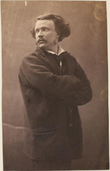 Félix Nadar-Nadar, autoportrait