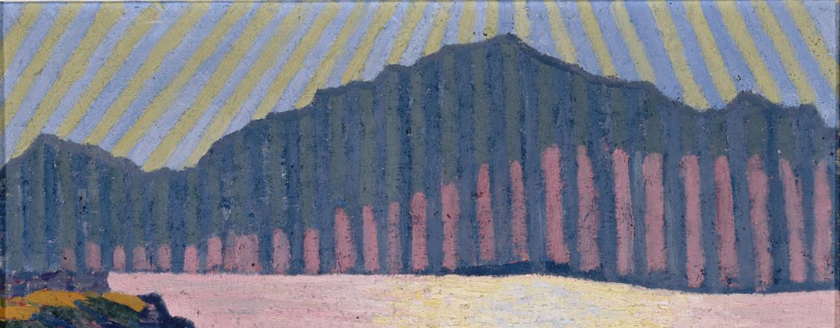 Vue de Capolago, Giacometti, Giovanni