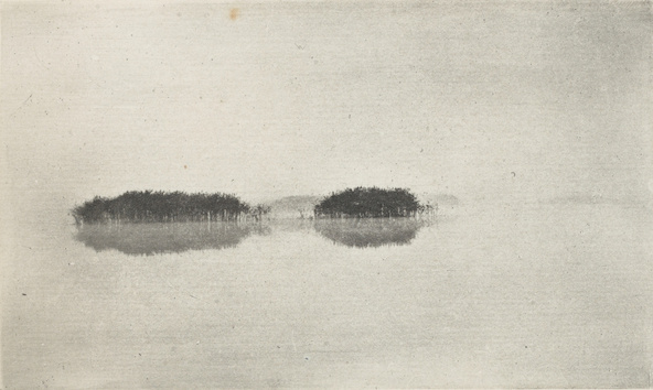 Peter Henry Emerson-The Lone Lagoon