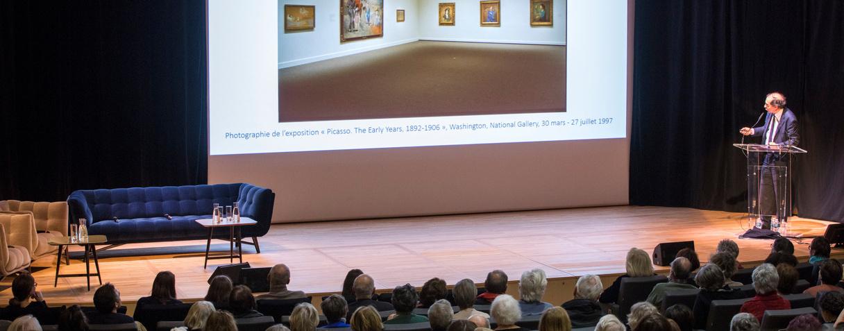 Colloque « Dans l'œil de Picasso », novembre 2018, musée d'Orsay