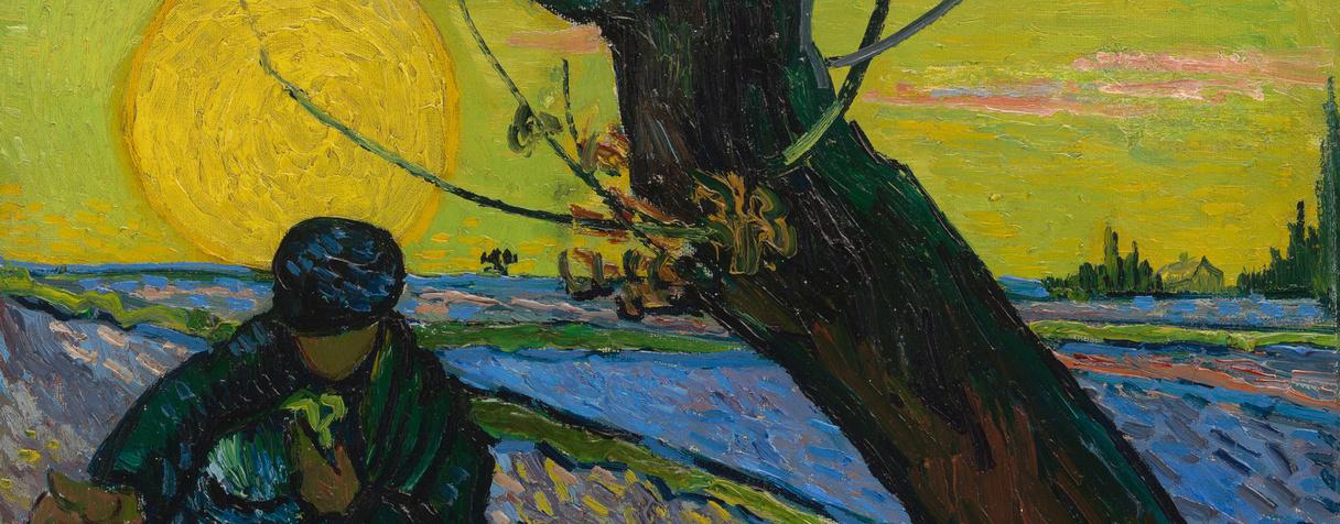 Le Semeur (Arles, novembre 1888), Vincent van Gogh