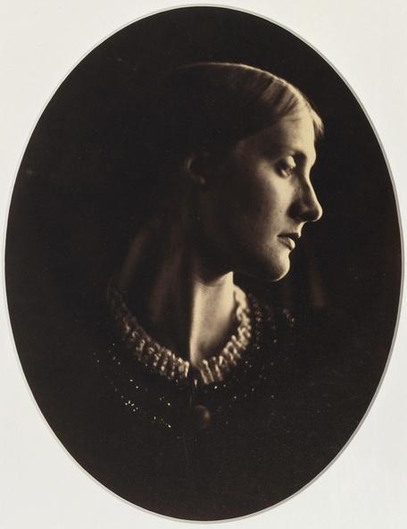 Julia Margaret Cameron-Mrs Herbert Duckworth