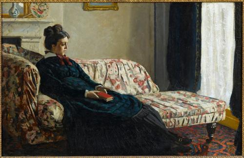 (en 1888, Vers 1871), Monet, Claude, Marquet de Vasselot, Anatole