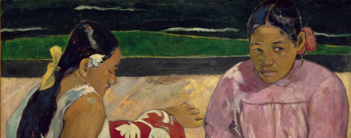 Femmes de Tahiti (en 1891), Gauguin, Paul
