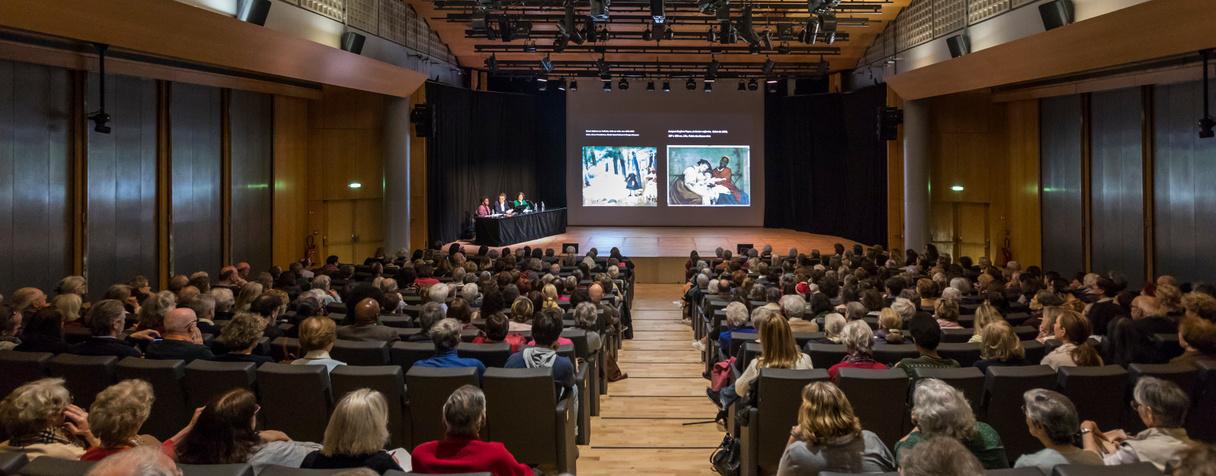 """Conférence inaugurale de l'exposition """"Le modèle noir, de Géricault à Matisse"""""""