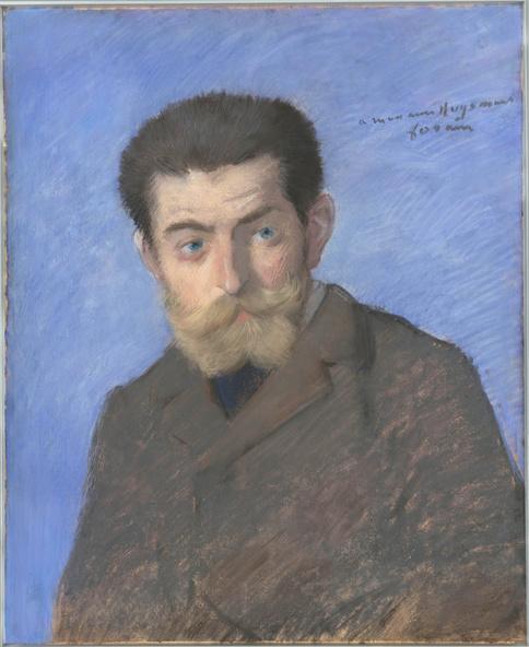 Forain, Jean-Louis-Joris-Karl Huysmans