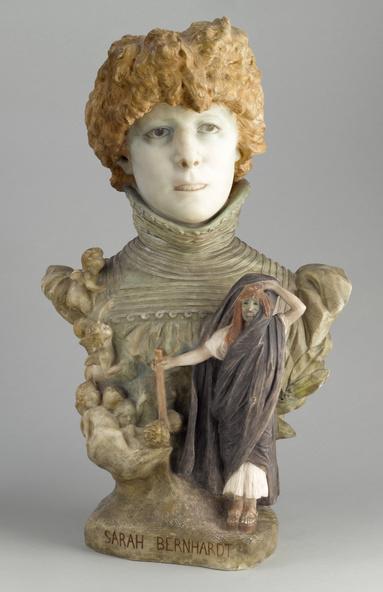 Jean-Léon Gérôme-Sarah Bernhardt
