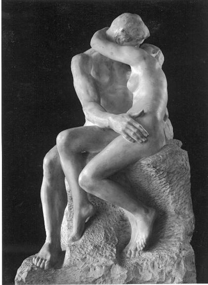 Auguste Rodin-Le Baiser