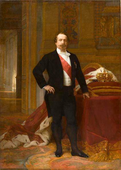 Alexandre Cabanel-Napoléon III