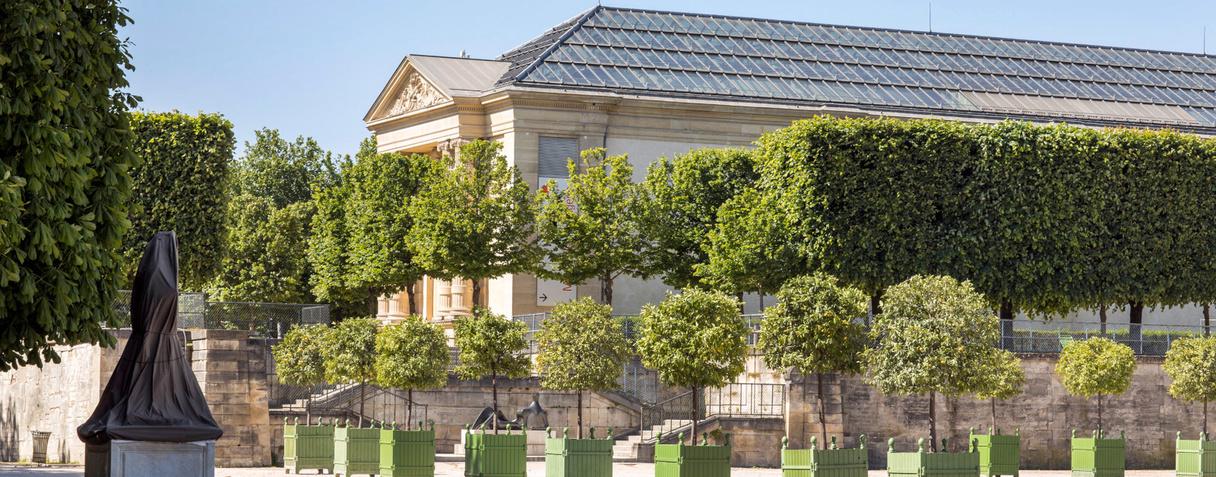 Vue du Musée de l'Orangerie © Sophie Crepy