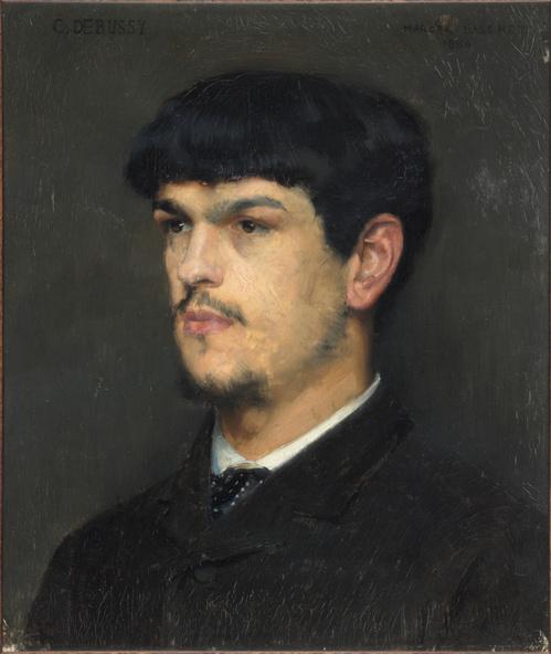 Marcel Baschet-Claude Debussy